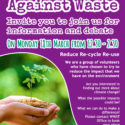 Women Against Waste – Invite you to join us