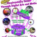 Spaces on Media Savvy!!
