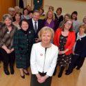 Baroness visits 'incredible' service